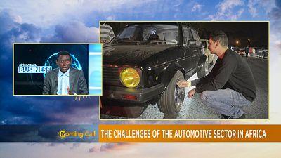 Boom de l'automobile en Afrique