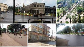 Streets deserted during renewed protests in some Ethiopian cities