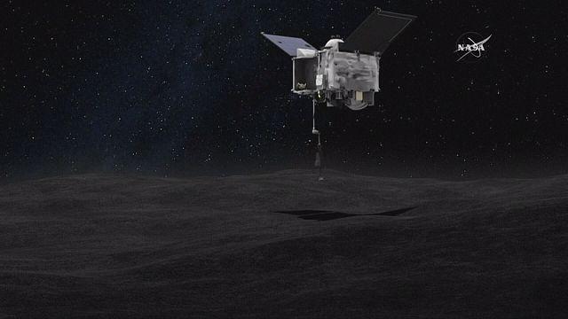 Osiris-Rex, l'explorateur d'astéroïde, entre en piste