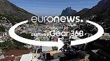 Les bidonvilles de Rio dans une vidéo à 360°