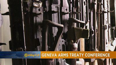 Conférence du Traité sur le commerce des armes [The Morning Call]