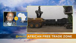 Commercial free trade zone in Africa [The Grand Angle]