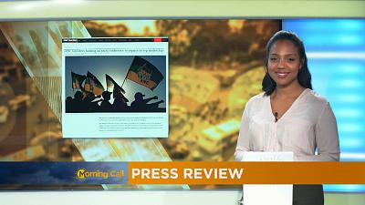 Press Review of August 24, 2016 [The Morning Call]