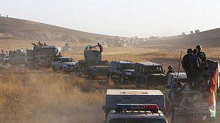 Irak: l'offensive contre Mossoul se prépare