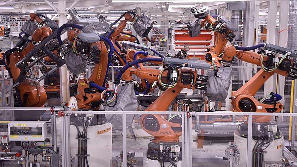 تولید ناخالص داخلی آلمان افزایش یافت
