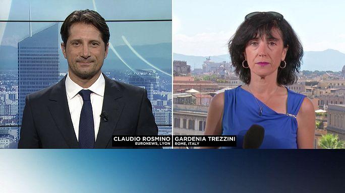 Erdbeben in Italien: Schwierige Rettungsarbeiten in den Bergen