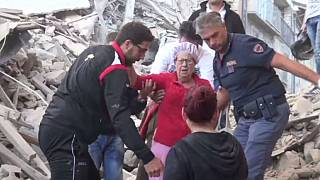 6.2 magnitude earthquake kills 120 in Italy