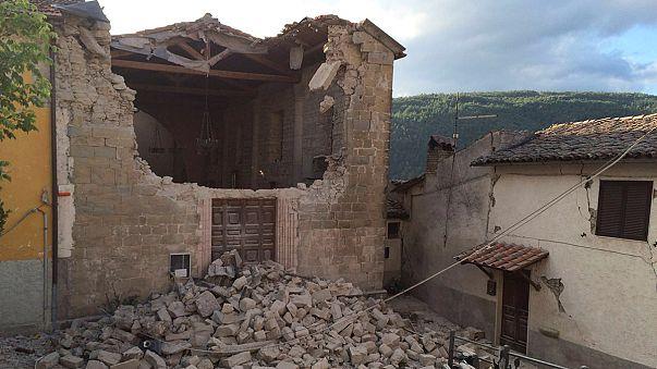 Tod und Zerstörung: Italiens Erdbebenbilanz