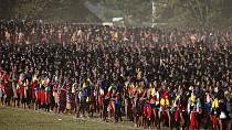 Over 98,000 virgins participate in Swaziland's Reed Dance ceremony