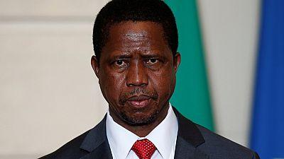 Zambie : l'opposant Hakainde Hichilema exige la démission du président Lungu