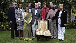 Zimbabwe on the verge of important transition - Annan, Tutu and others