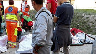 أضرار زلزال ايطاليا و خطة الدفاع المدني في ألمانيا، أبرز الإهتمامات الأوروبية ليوم الأربعاء الرابع و العشرين من شهر آب اغسطس 2016