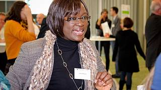 Jestina Mukoko parle de la crise zimbabwéenne