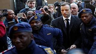 "Pistorius defense team to argue ""enough is enough"" in Friday's appeal case"