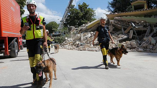 Italian region prone to earthquakes