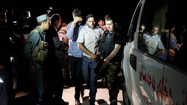 Kabil'de Amerikan Üniversitesi'ne silahlı saldırı