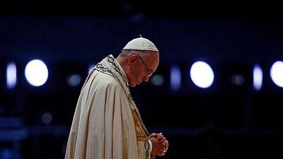 La compassion du pape aux victimes du séisme d'Italie