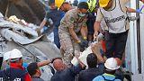 Число жертв землетрясения в Италии растёт