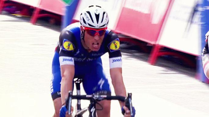 Zweiter Etappensieg für Gianni Meersman auf der Vuelta