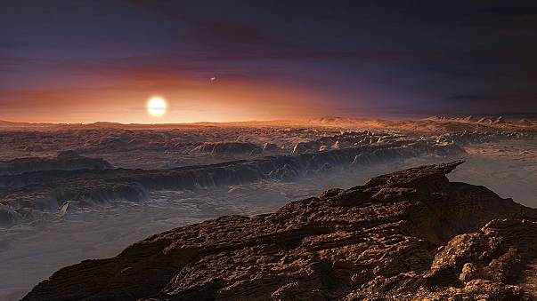 Earth-like planet on our cosmic doorstep