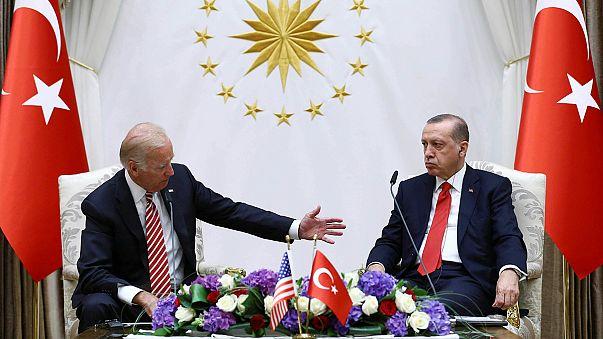 """Biden in Turchia: """"lavoriamo con Ankara su estradizione Gulen"""""""