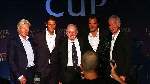 La Laver Cup aura lieu en septembre 2017 à Prague