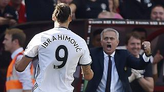 Ibrahimovic chasing 91-year-old goal scoring record at Man United