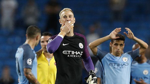 El Manchester City, clasificado para la Liga de Campeones