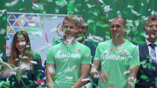 Budapest hopes Hungary's Rio success can boost 2024 Olympic bid