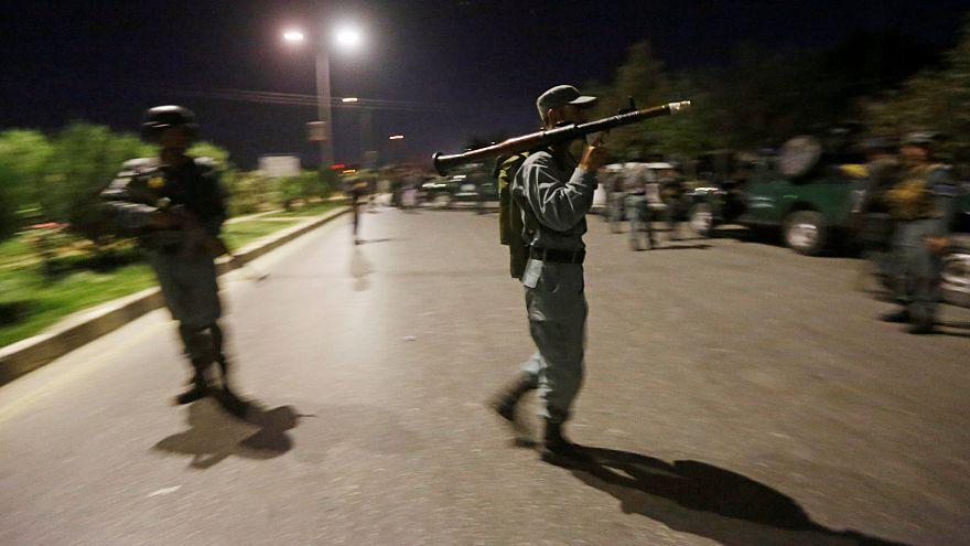 الشرطة الافغانية: مقتل 12 شخصا بينهم 7 طلاب في هجوم الجامعة الامريكية بكابول
