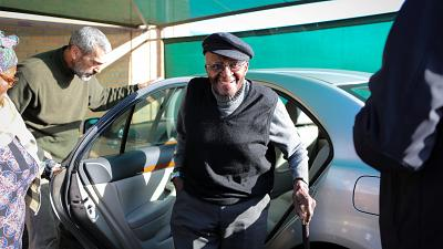 South Africa: Anti-apartheid campaigner Desmond Tutu hospitalized