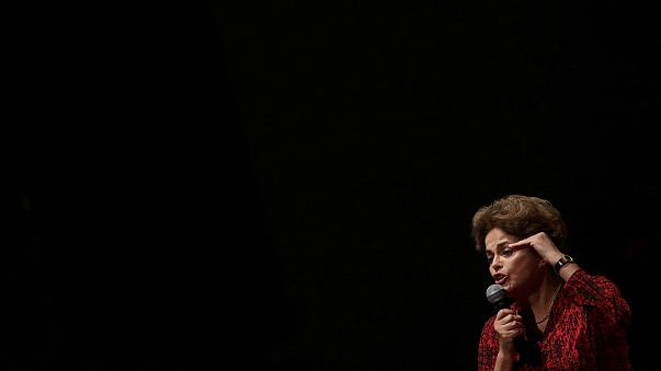 المرحلة النهائية من محاكمة رئيسة البرازيل بتهمة التلاعب بالحسابات العامة