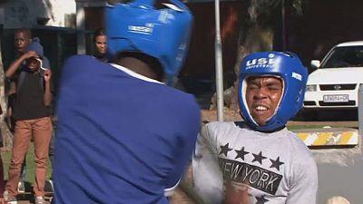 La lutte traditionnelle Nguni, une mode en Afrique du Sud