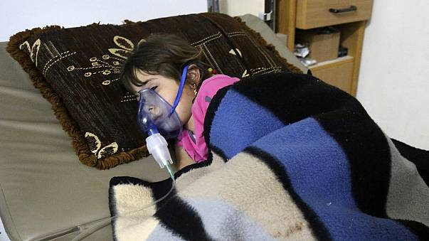 Syrian government troops behind two toxic gas attacks, report concludes