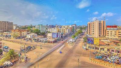 Cotonou: A city to discover [Travel on The Morning Call]