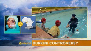 La polémique sur le burkini [The Morning Call]