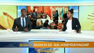 Soudan du sud : quel avenir pour Riek Machar? [The Morning Call]