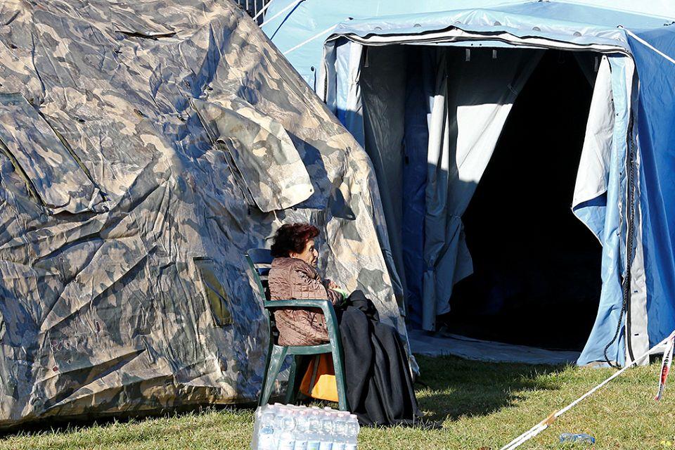 Waking up to no home: Italy's earthquake survivors describe their fear
