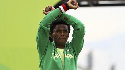 La décision de l'athlète éthiopien accueillie favorablement dans sa famille