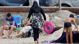 France's battle with the burkini