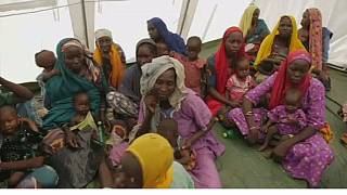 Lake Chad basin kids need food