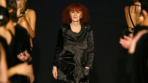 È morta Sonia Rykiel, regina del tricot