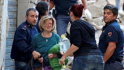 Séisme en Italie : le bilan ne cesse de grimper, à présent 247 morts
