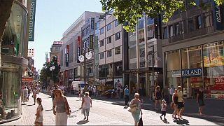 کاهش روحیه کسب و کار در آلمان