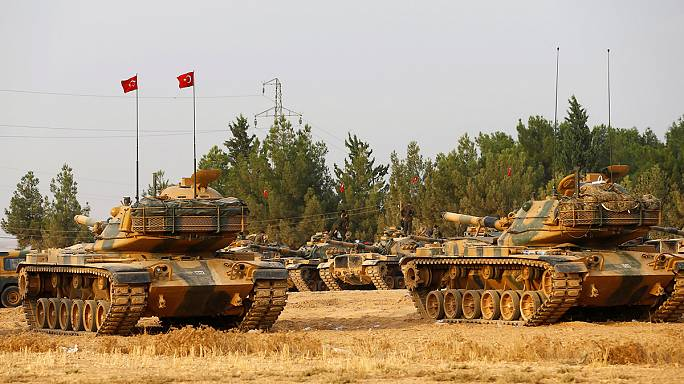 Un nouveau convoi militaire turc entre en Syrie