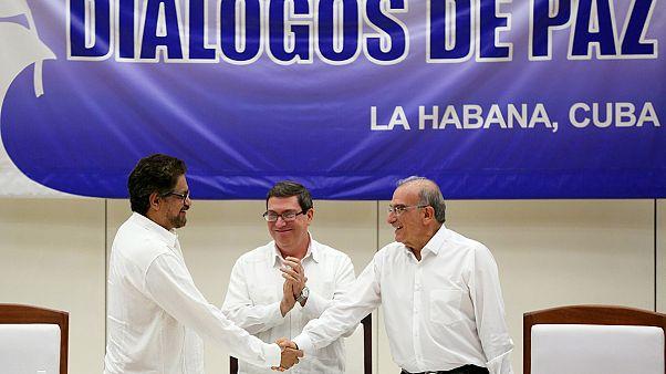 Colombia: cuatro años de negociaciones para acabar con medio siglo de guerra