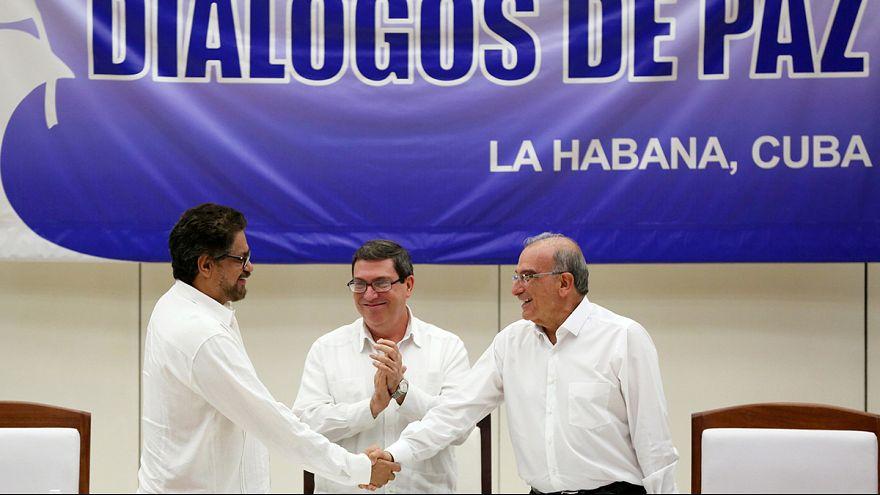 توافقنامه صلح بین دولت کلمبیا و شورشیان فارک؛ پایان بزرگترین جنگ داخلی در آمریکای لاتین