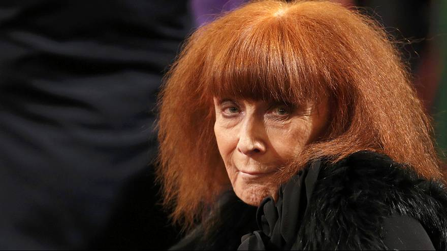 В Париже скончалась кутюрье Соня Рикель