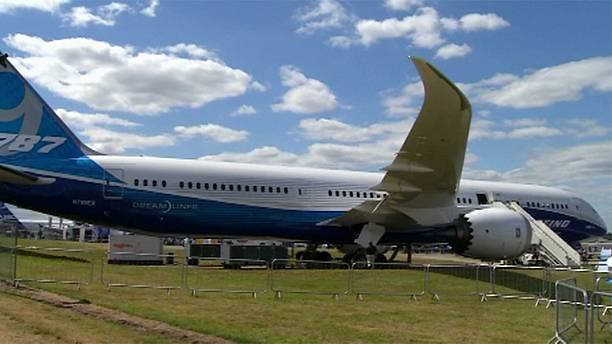 Rolls Royce engine problems on Boeing 787s cause disruption for ANA