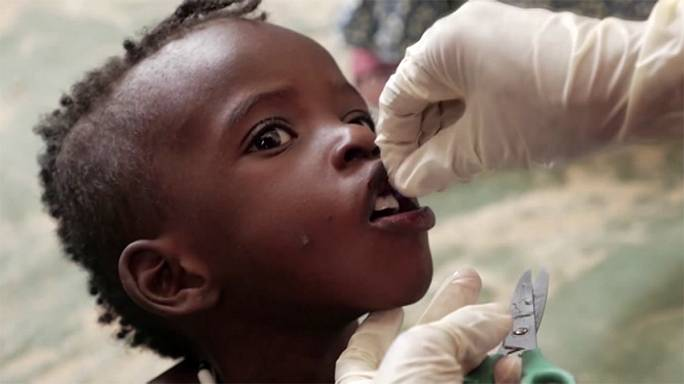 Malnutrition d'un demi-million d'enfants autour du lac Tchad
